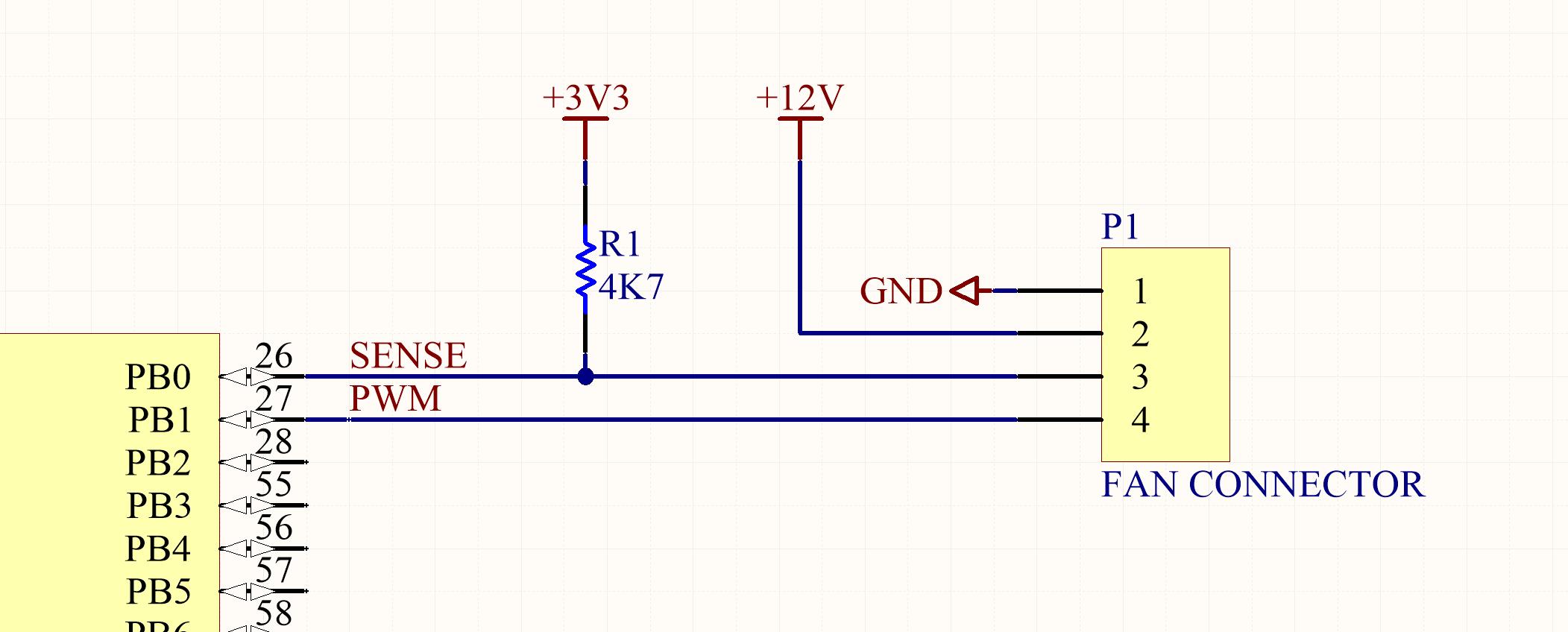 4핀 쿨러 핀맵과 속도제어 및 RPM 센싱 방법